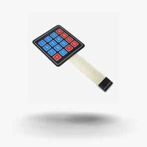 کیپد، صفحه کلید و جویاستیک