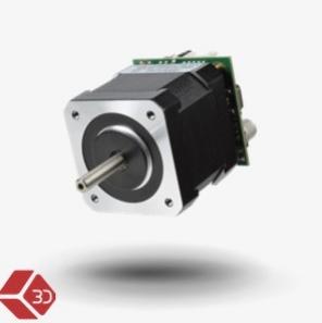 استپر موتور پرینتر سه بعدی