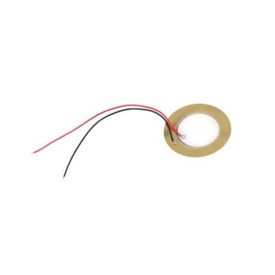 واشر فشاری پیزوالکتریک با قطر 35 میلیمتر