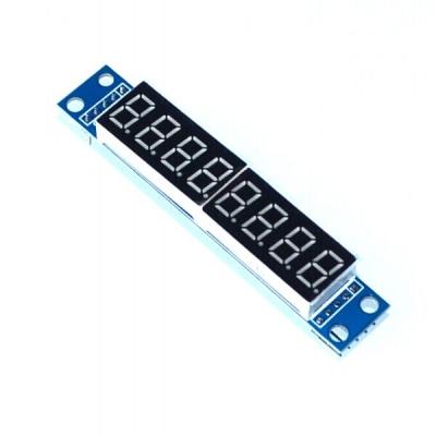 ماژول کنترل ال ای دی سون سگمنت 8 رقمی MAX7219