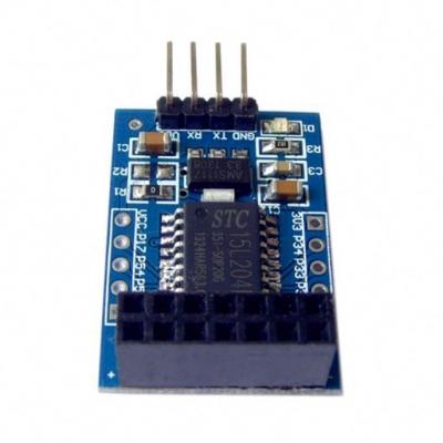برد توسعه وایرلس STC15L204 برای ماژول NRF905
