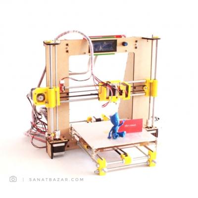 کیت پرینتر سه بعدی پروسا به همراه دفترچه راهنما