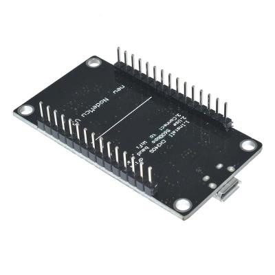 برد کنترلی NodeMcu به همراه ماژول wifi با مبدل CH340G
