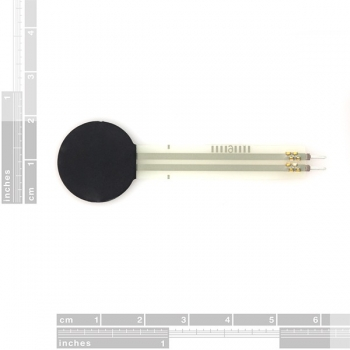 مقاومت حساس به نیرو Force Sensitive Resistor 0.5) FSR402)
