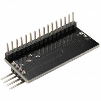 ماژول درایور - رابط سریال IIC I2C ال سی دی های ماتریس 2 در 16