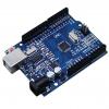برد آردوینو SMD UNO CH340G + کابل USB