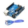 برد آردوینو UNO R3 + کابل USB