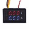 ماژول نمایشگر دیجیتال ولتاژ و جریان 100V / 10A DC قرمز-قرمز