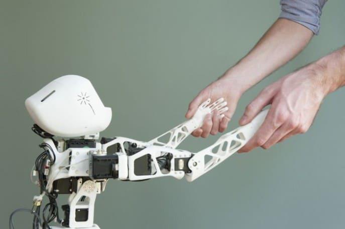 رباتیک و پرینت سه بعدی