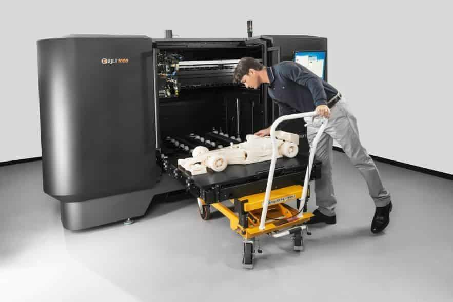 نمونه سازی و پرینتر سه بعدی