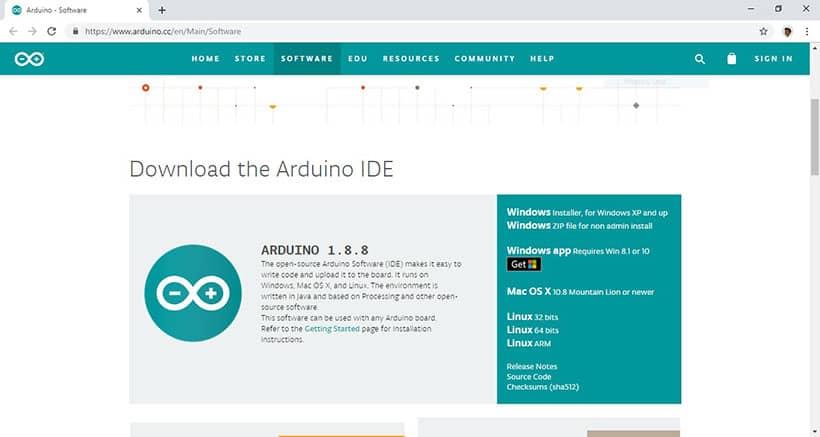 1 min - نرم افزار آردوینو (Arduino)